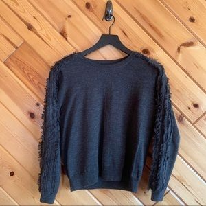 J Crew Collection Wool Crewneck Sweater XS